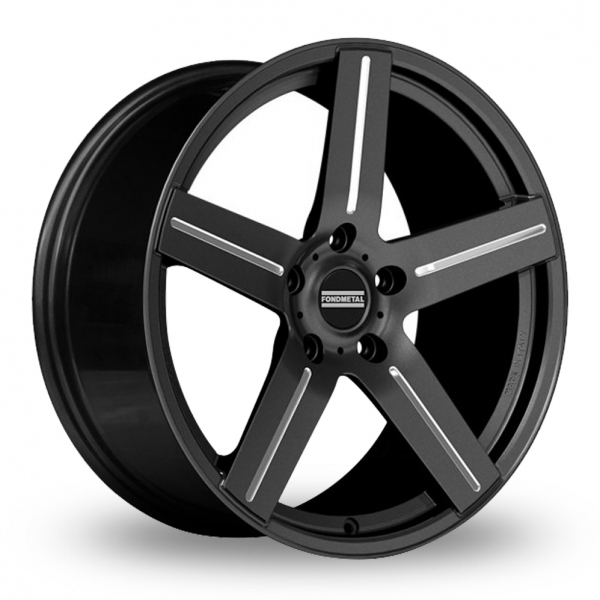 Zoom Fondmetal STC-01 Titanium_Milled Alloys