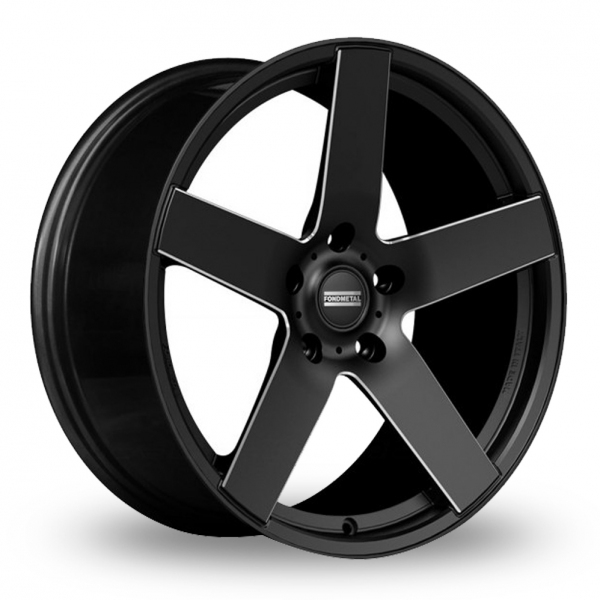 Zoom Fondmetal STC-02 Black_Milled Alloys