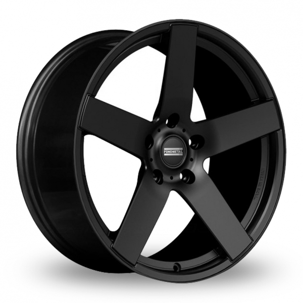 Zoom Fondmetal STC-02 Black Alloys