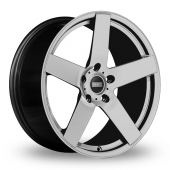 Image for Fondmetal STC-02 Silver Alloy Wheels