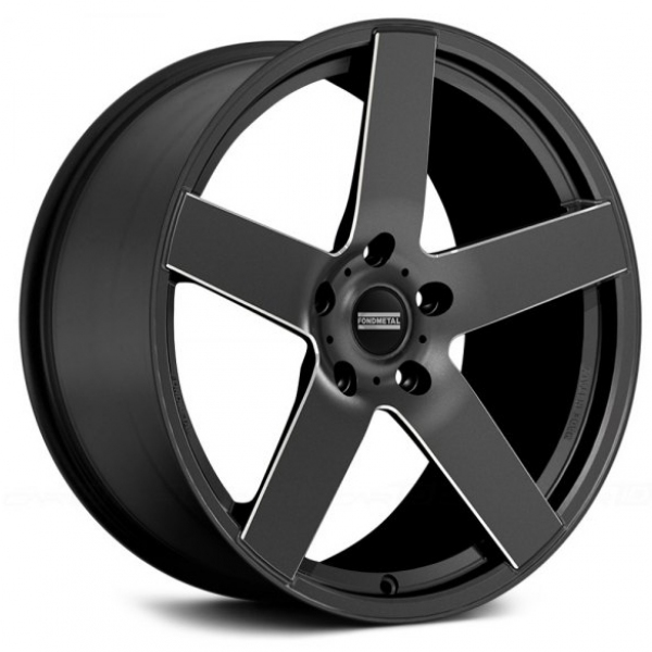 Zoom Fondmetal STC-02 Titanium_Milled Alloys