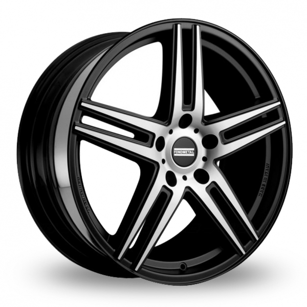 Zoom Fondmetal STC-05 Black_Polished Alloys