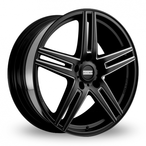 Zoom Fondmetal STC-05 Black_Milled Alloys