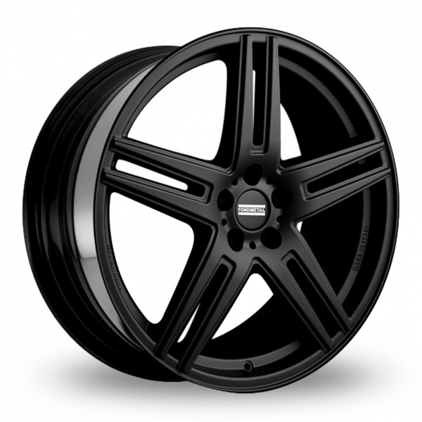 Zoom Fondmetal STC-05 Black Alloys