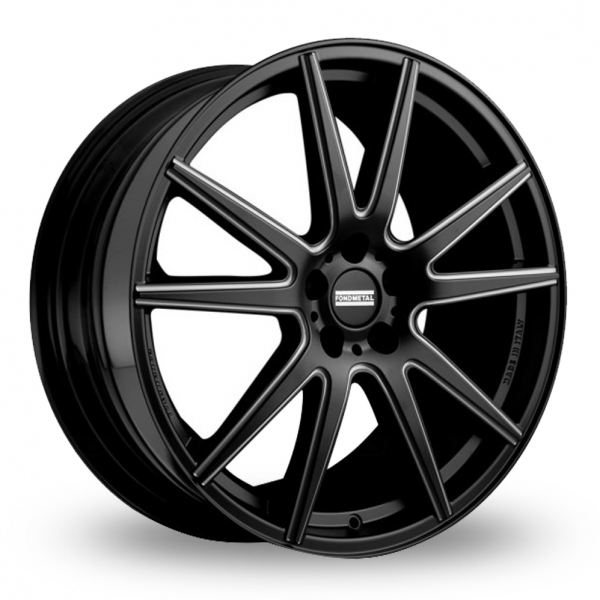 Zoom Fondmetal STC-10 Black_Milled Alloys