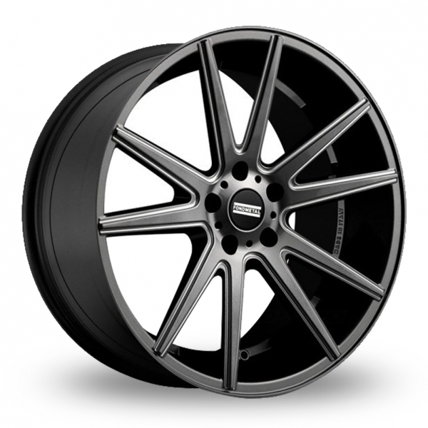 Zoom Fondmetal STC-10 Titanium_Milled Alloys