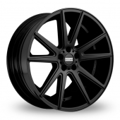 Image for Fondmetal STC-10 Black Alloy Wheels