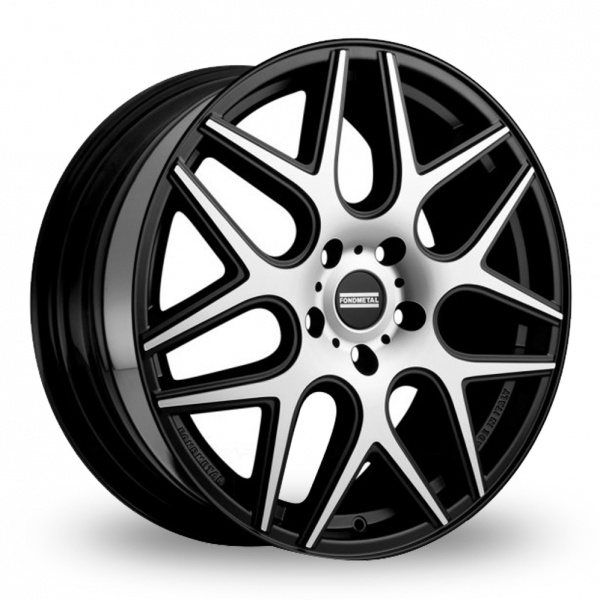 Zoom Fondmetal STC-MS Black_Polished Alloys