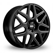 Image for Fondmetal STC-MS Black_Milled Alloy Wheels
