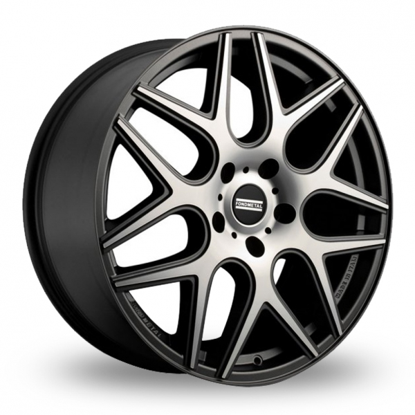 Zoom Fondmetal STC-MS Matt_Titanium_Polished Alloys