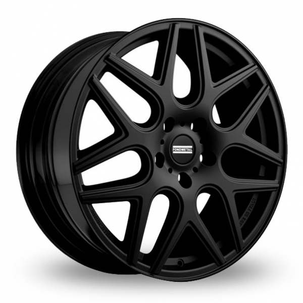 Zoom Fondmetal STC-MS Matt_Black Alloys