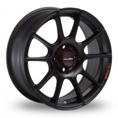 Image for Samurai Spec_F Matt_Black Alloy Wheels