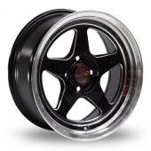Image for Samurai Spec_J Black_Polished Alloy Wheels