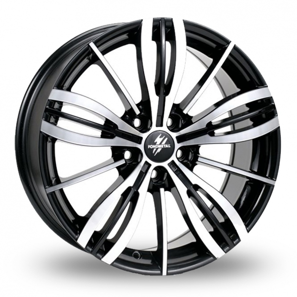 Zoom Fondmetal TPG1 Black_Polished Alloys