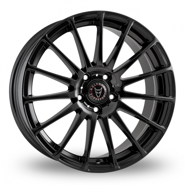 Zoom Wolfrace Turismo Black Alloys
