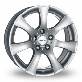 Image for Alutec V Silver Alloy Wheels
