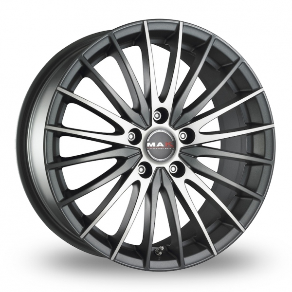 Zoom MAK Venti Anthracite_Polished Alloys
