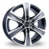 Image for Fox_Racing Viper_Van_3 Grey_Polished Alloy Wheels
