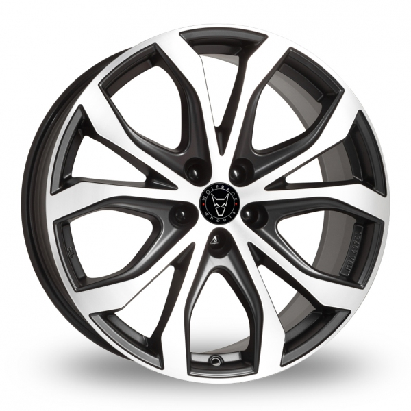 Zoom Wolfrace W10 Black_Polished Alloys