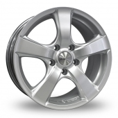 Image for Calibre Talig_5_WINTER Silver Alloy Wheels