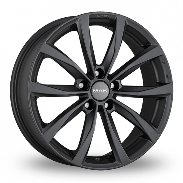 Zoom MAK Wolf Anthracite Alloys