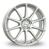 Image for Xtreme X3 Silver Alloy Wheels
