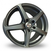 Image for Xtreme X60 Grey Alloy Wheels