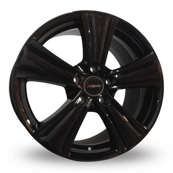 Zoom Xtreme X90 Black Alloys