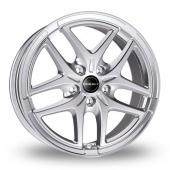 Image for Borbet XB Grey Alloy Wheels