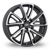 Image for Alutec Xplosive_5 Graphite_Polished Alloy Wheels