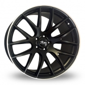 Image for Zito ZL935 Matt_Black Alloy Wheels