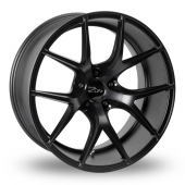 Image for Zito ZS05_5x130_Wider_Rear Matt_Black Alloy Wheels