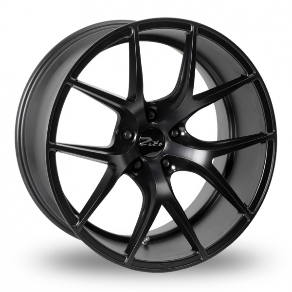 Zoom Zito ZS05_5x130_Wider_Rear Matt_Black Alloys