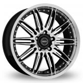 Image for Dotz Territory Black_Polished Alloy Wheels