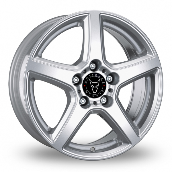 Zoom Wolfrace B Silver Alloys