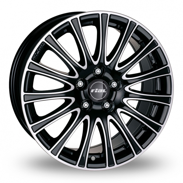 Picture of 18 Inch Rial Ravenna Alloy Wheels