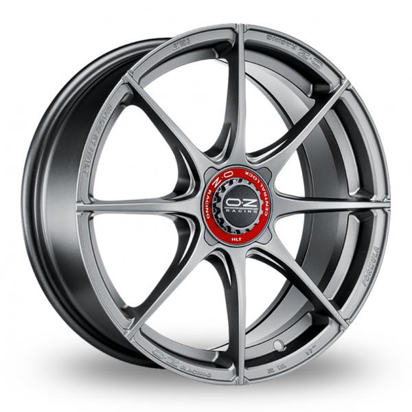 Zoom OZ_Racing Formula_HLT_4_Stud Grigio_Corsa Alloys