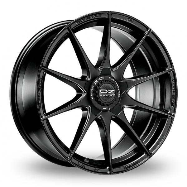 Zoom OZ_Racing Formula_HLT_5_Stud Matt_Black Alloys