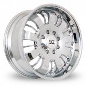 Image for Ace C811B_Volt Chrome Alloy Wheels