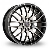 Image for Wolfrace Bayern Black_Polished Alloy Wheels