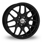 Image for Calibre Exile Matt_Black Alloy Wheels
