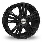 Image for Calibre Odyssey Matt_Black Alloy Wheels