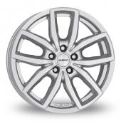 Image for Dezent TE Silver Alloy Wheels