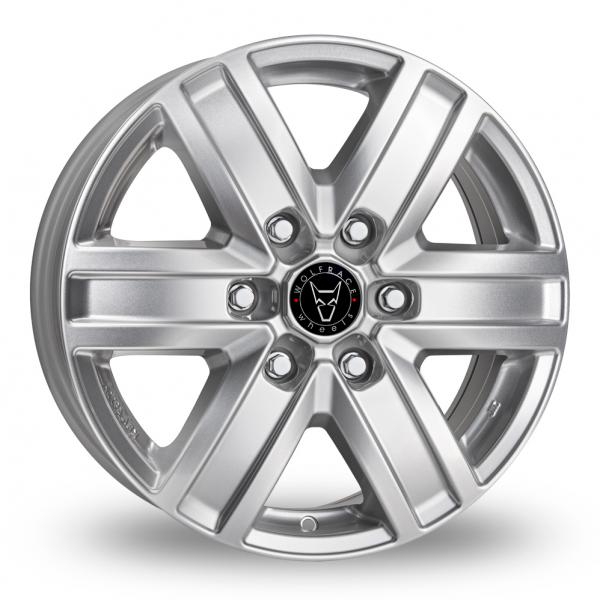 Zoom Wolfrace TP6 Silver Alloys