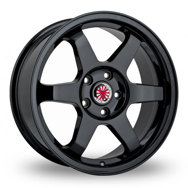Zoom Wolfrace Asia-Tec_JDM Black Alloys