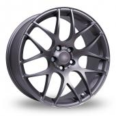 Image for Fox_Racing MS007 Grey Alloy Wheels