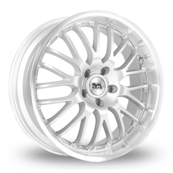 Zoom BK_Racing 866 Silver Alloys