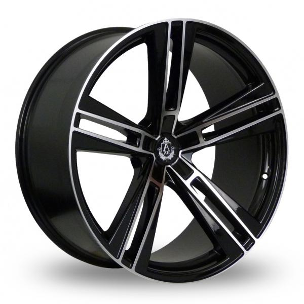 Zoom Axe EX21 Black_Polished Alloys