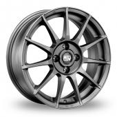 Image for MSW_(by_OZ) 85 Gun_Metal Alloy Wheels