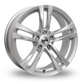 Image for Tekno RX4 Silver Alloy Wheels